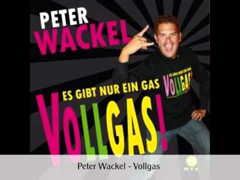 Peter Wackel - Vollgas
