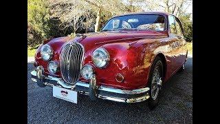 1963 Jaguar Mk2 3.4 M/O - Waimak Classic Cars - New Zealand