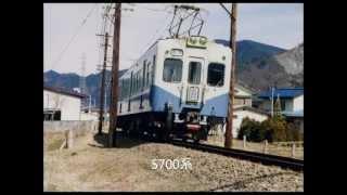 富士急5700形 (元小田急2300形)走行音 上大月~赤坂