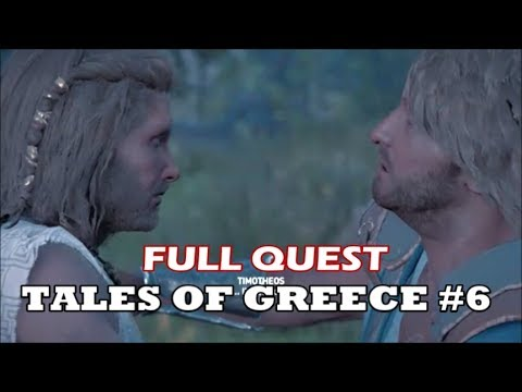"Assassin's Creed: Odyssey - Lost Tales of Greece #6 - ""A Brother's Seduction"" thumbnail"