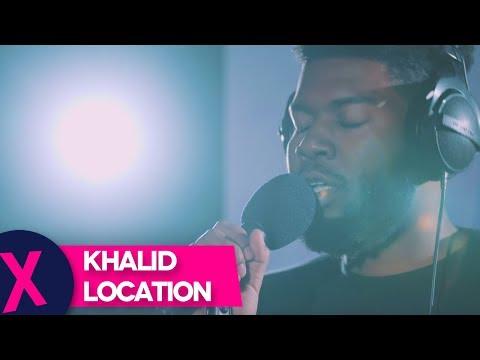 Khalid - 'Location' (Capital XTRA Live Session)