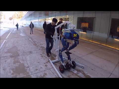 Robot On A Segway --- A Teasser of More to Come