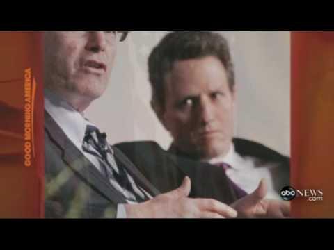 Who is Treasury Secretary Tim Geithner