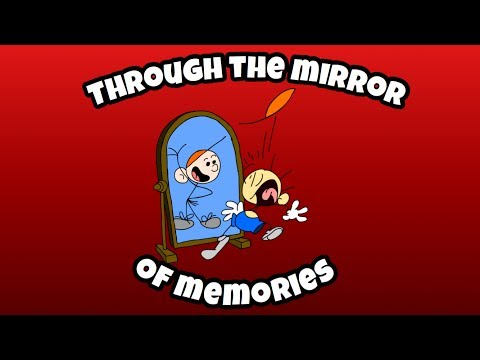 Silly Willy cartoon shorts through the mirror of memories