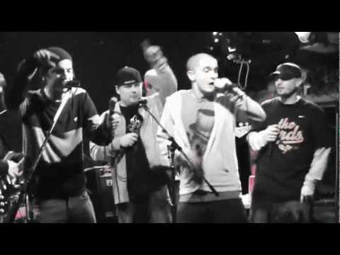Wax & EOM ft Herbal T & the Grilled Lincolns - Ridiculous (live, Baltimore, the 8x10 12-26-11)