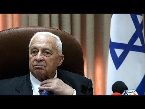 Ariel Sharon Dead at 85: Three Milestones in his Career | The Foreign Bureau