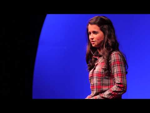 Overcoming Dyslexia, Finding Passion: Piper Otterbein at TEDxYouth@CEHS
