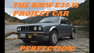 The E30 is the classic car for everyone!