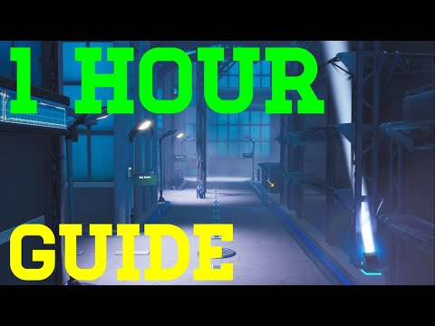 How To Complete 1 Hour By Jag - Fortnite Creative Guide