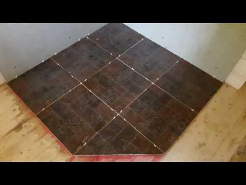Вопрос: Как установить дровяную печь?