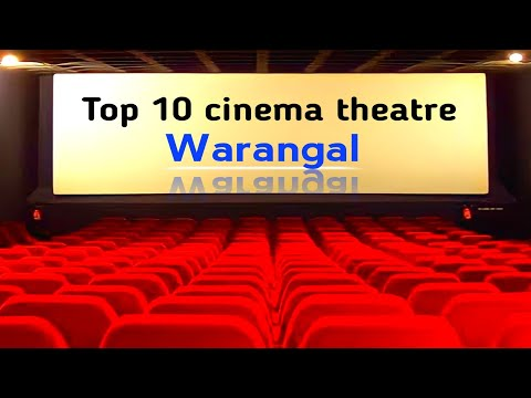 Top 10 Cinema Theaters in Warangal | best cinema theatres