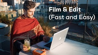 Fast and Easy Travel Videos (How To: Beginner)