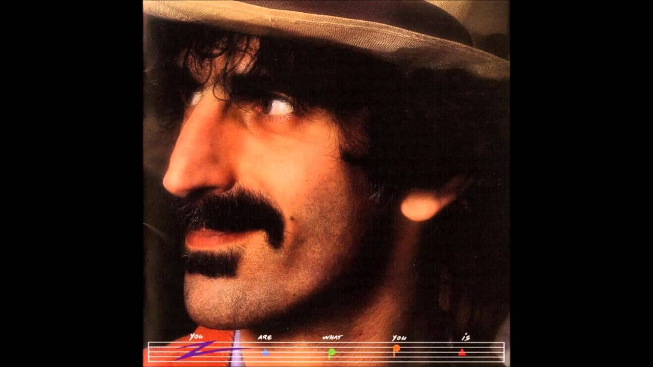 frank zappa you are what you is youtube. Black Bedroom Furniture Sets. Home Design Ideas