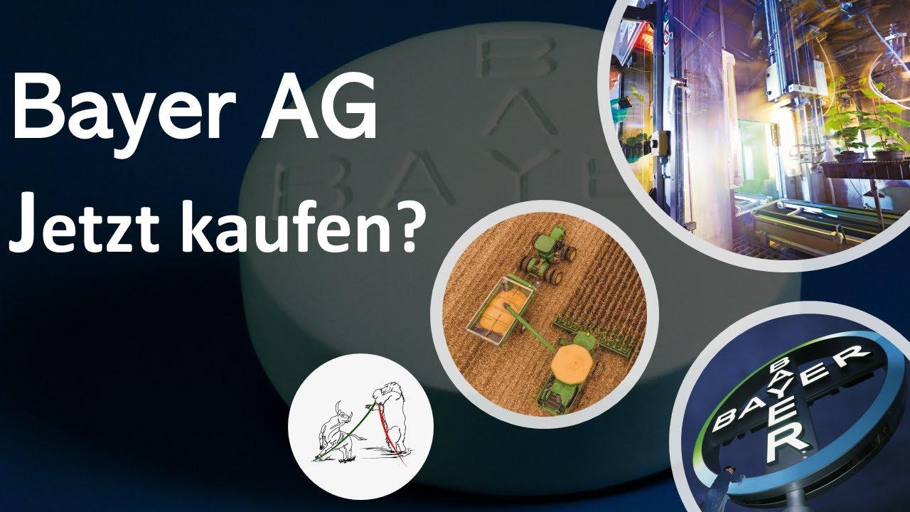 Bayer Aktien Kaufen