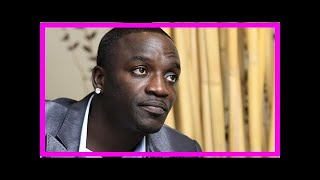 Singer Akon Announces Cryptocurrency and Plans for Real-Life
