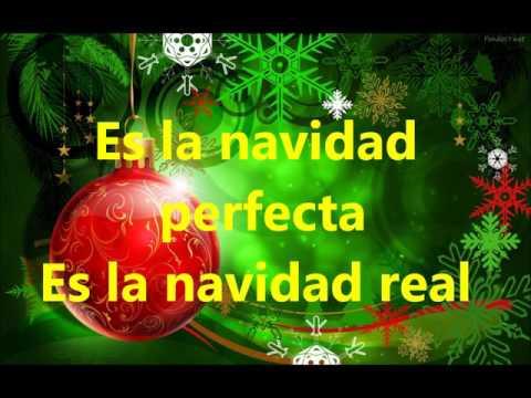 Navidad Perfecta Julissa Pista