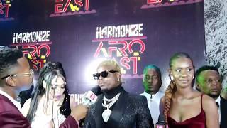 LIVE:  Harmonize Atoa Neno kwa Wasanii Walioitikia Mwaliko wa Uzinduzi wa Albamu yake