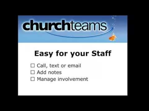 Communicate, Manage, Grow - Church Management Software