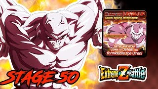 DO NOT SKIP THIS JIREN EVENT!! TAKING ON STAGE 50! BEST TEAMS TO RUN | DRAGON BALL Z DOKKAN BATTLE