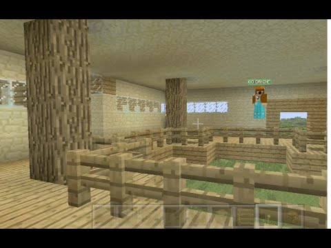 Building Stampy S House 4 The Store Room Youtube