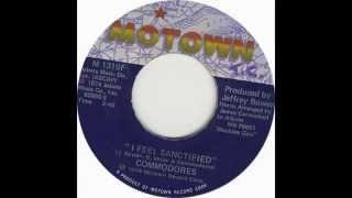 Legends of Vinyl™LLC Presents Commodores - I Feel Santified - Motown Records - 1974