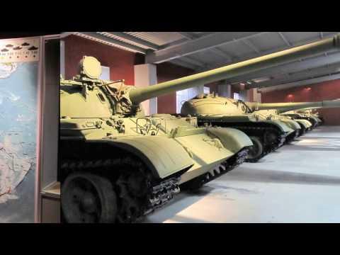 Музей УВЗ бронетехника