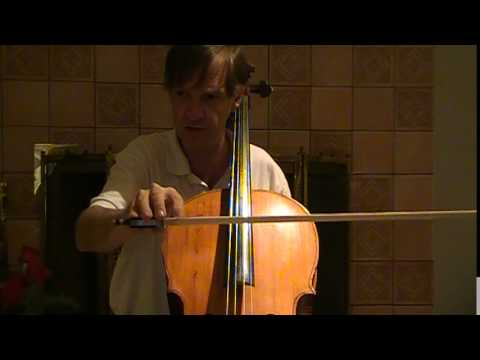 Col Legno Bowing for Cello Explained (Tutorial)