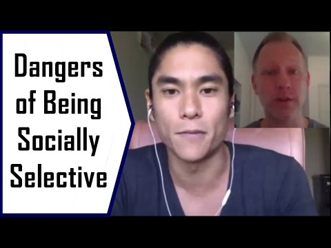 The Dangers Of Being Socially Selective With Shogo Garcia