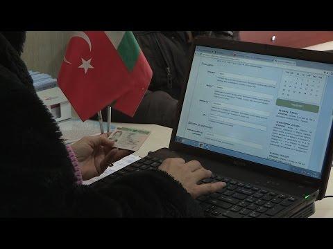 Bulgaristan Türklerinden seçimlere yüksek ilgi