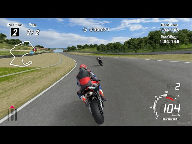 Tourist Trophy - Trailer & Gameplay HD (PS2/PCSX2)