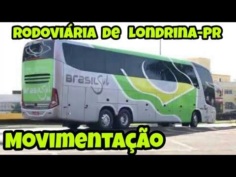 Movimentação Rodoviária Londrina (PR) #1   Querem Mais ?