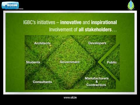 Green Building Movement in India - The Journey Since 2001