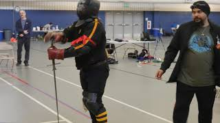 Clash of Claymores 2019  Premier Longsword Finals