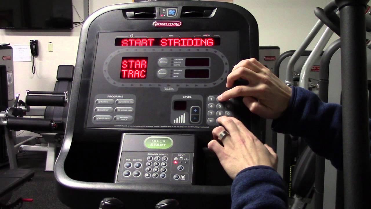 Star Trac S-CTx Cross Trainer