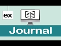 ( Advanced HTML & CSS Examples ) Create Journal Using CSS3