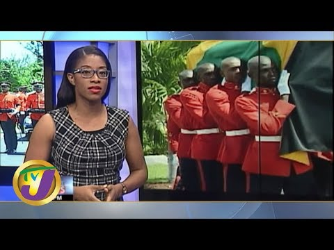 TVJ News Today: Edward Seaga Laid to Rest - June 23 2019