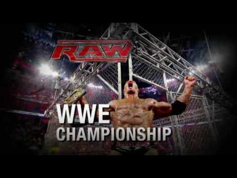 WWE Raw - 3 For All