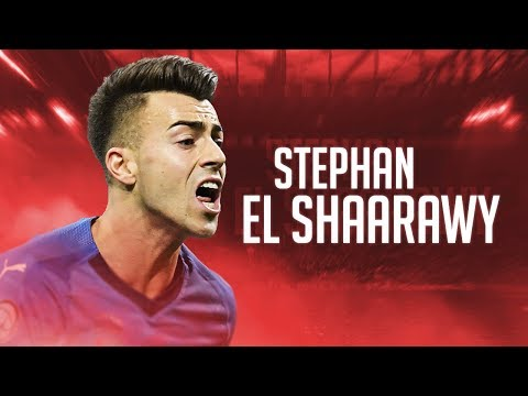 Stephan El Shaarawy - Goal Show 2018/19 - Best Goals for AS Roma