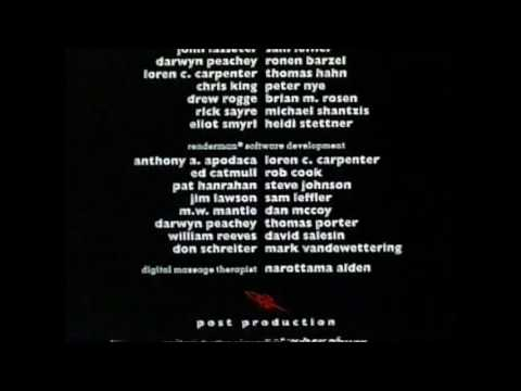 toy story end credits disney channel 2002
