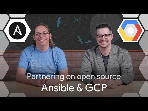 Partnering on open source: Ansible and GCP (Intro)