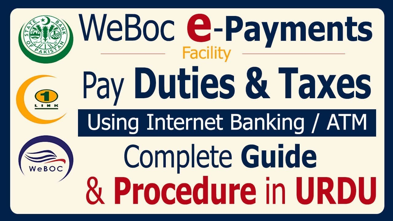 how to pay taxes online banking