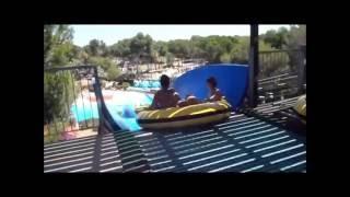 Aqualand Mallorca El Arenal Wasserpark Julio