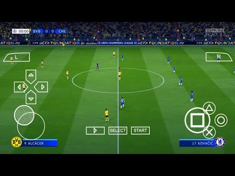 Download FIFA 21 PPSSPP Android Offline Best Graphics PS5