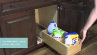 Medallion Cabinetry: Pull-out Storage Box, Kitchen Storage Part 9