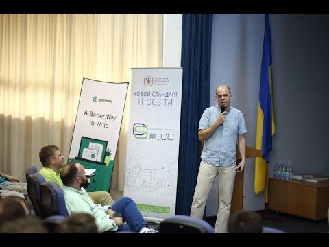 Ukrainian Spell Checker - Project presentation at LvCS 2016