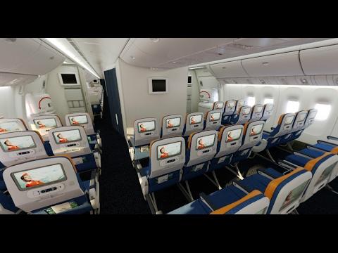 Aeroflot Su101 Jfksvo Boeing 777 300er Boarding Youtube