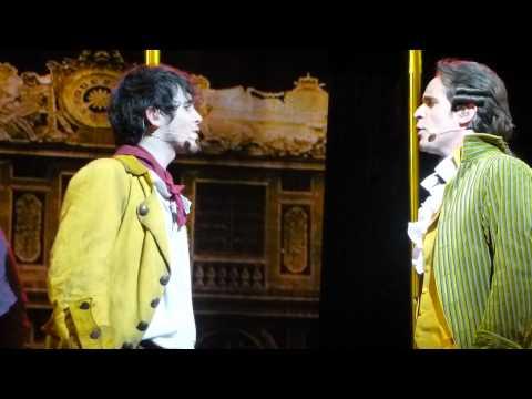 """""""La rue nous appartient"""" Rod Janois&Louis Delort - 1789 Les Amants de la Bastille (10.10.12 - Paris)"""
