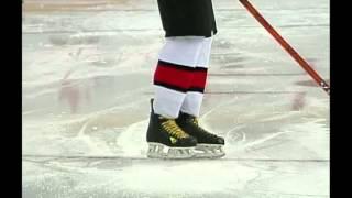 Все виды торможения на коньках