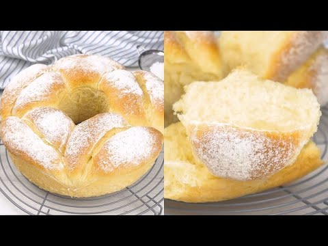 Milk bread how to make it fluffy and light