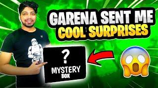 Garena Sent Me Cool Surprises क्या होगा इसमें?😱 Romeo Gamer Free Fire